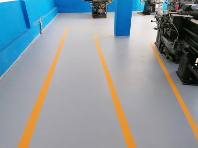 Полагане на полиуретанови подови покрития