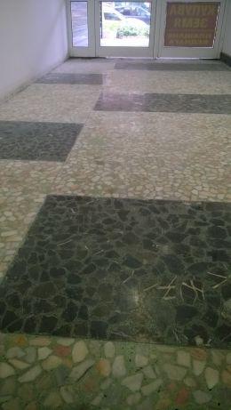 Шлайф на мозайка на входове - Lux настилки - Плевен