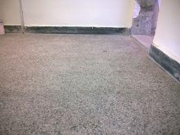 Шлайф на мозайка за вход - Lux настилки - Плевен